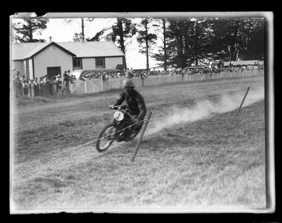 Motor Cycle Sports, 1935