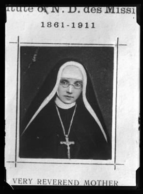 Very Reverend Mother