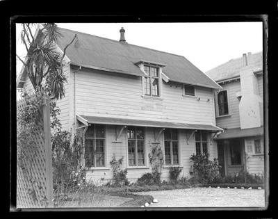 Unnamed dwelling, Nelson