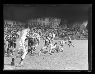 Nelson College, Rugby Tournament 1946