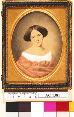 [Painting of an unknown woman]
