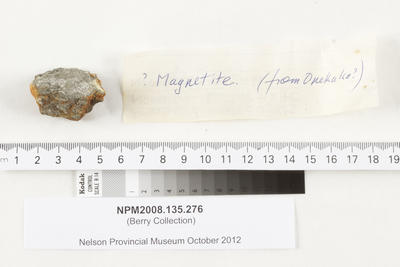 Specimen, geological; NPM2008.135.276