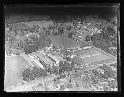 Nelson College, buildings