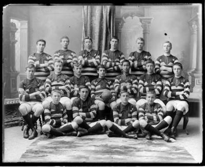 Nelson College Football Club, 3rd Fifteen 1902