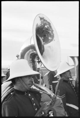 Army Band visits Nelson