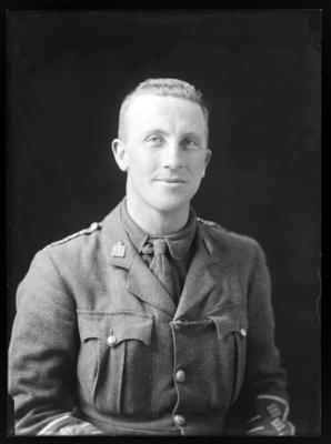 Chaplain Class IV (Captain) Charles James Hamilton Dobson (1886 - 1930)