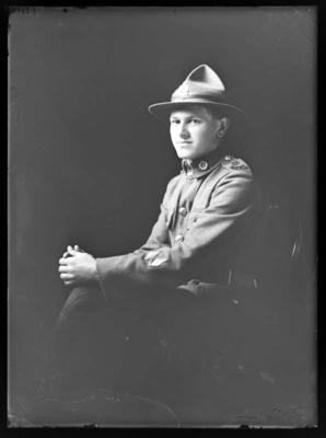 Private Edgar Nelson Ford (1897 - 1960)