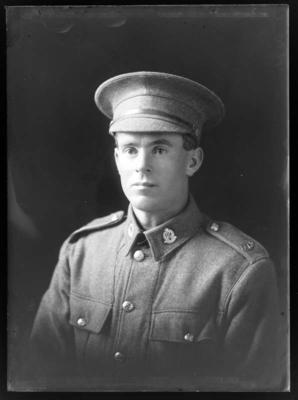 Private Sydney Best (1889 - 1917)