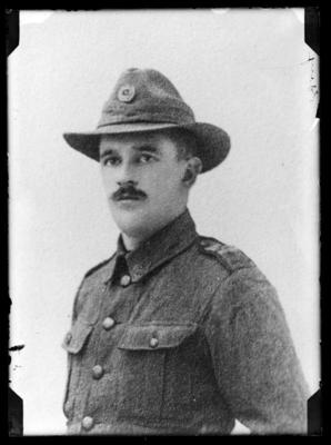 Company Sergeant Major Albert Hector Guy (1891 - 1917)