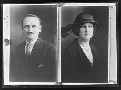 Wedekind, woman / Wedekind, man