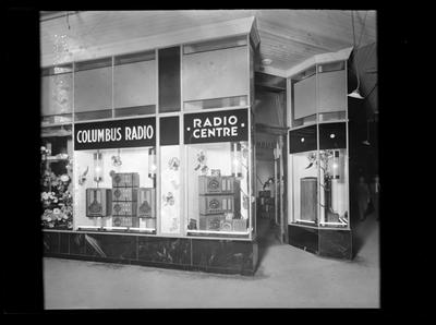 Columbus Radio, shop front