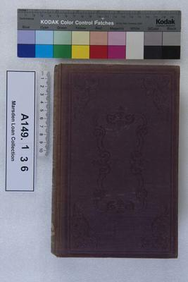 Journals of two expeditions of discovery in North-West and Western Australia...Vol 2; 1841; A149.136