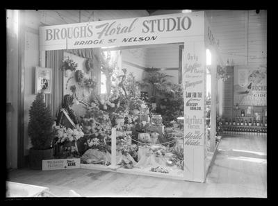 Broughs Studios, Industries Fair, Nelson 1955