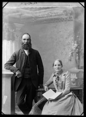 Rutherford, James and Martha
