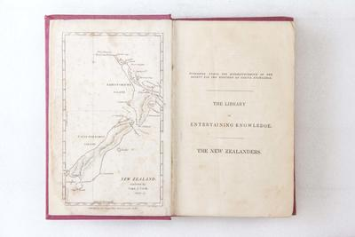 The New Zealanders; 1830; A229