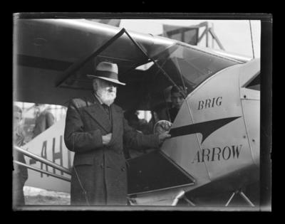 "Aircraft ""Brig Arrow"""