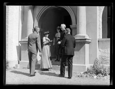 Election of New Anglican Bishop, 1940