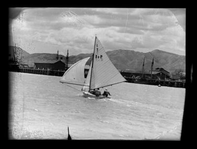 Yachting Championships, Idle-Along Class 1939