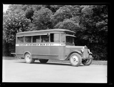 Nelson Suburban Bus Co. Ltd