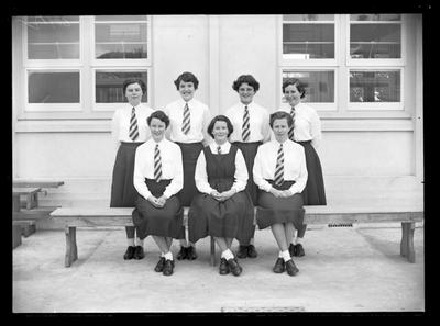Nelson College for Girls, gp 6 Class 6 A