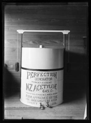 Tyree patent Acetylene Gas Co generator