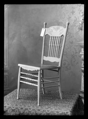 Webster, chair