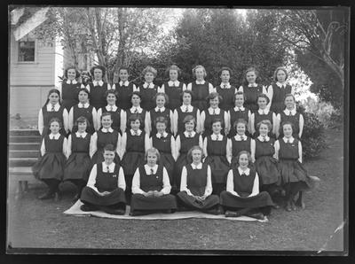 Nelson College for Girls, large gp Class A 3P