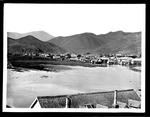 Nelson from west, 1860's