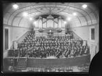 Nelson College Orchestra, 1952