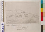 Early state of Church Hill in 1842