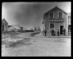 Collingwood Hotel, G.W. Riley, Licensed Publican