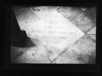 Lord Rutherford grave, Westminster Abbey