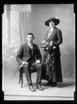 Louis William and Mabel Hocton
