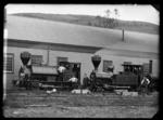 Railways, locomotives, St Vincent Street yard