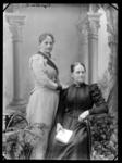 Mrs Rebecca Lightband (nee Brent) and Mrs Alice Penny (nee Brent)