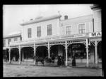 Alfred Oakey, Fancy Goods and Music Store, Nelson
