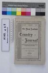 The New Zealand country journal. Vol. 22...1898